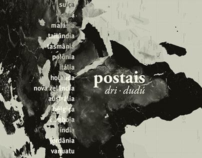 Postais - Dri • Dudu