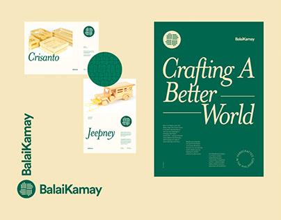 BalaiKamay (Brand Identity)