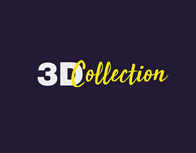 3D Collection By Dedskooma