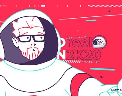 Mauro Mason Showreel 2020