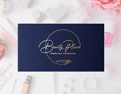 Beauty Place / logo + wizytówka