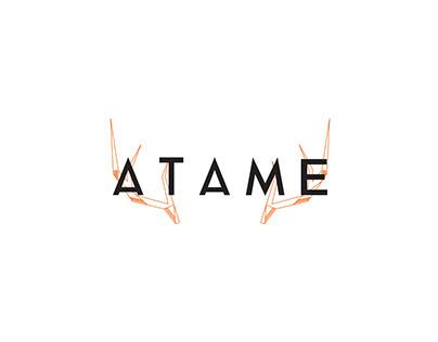 Atame - BRANDING
