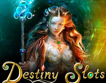 Destiny Slots • Priestess• Slot Game