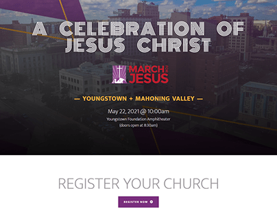 March for Jesus Mahoning Valley Website