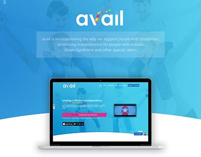 avail - Web Design & UI/UX