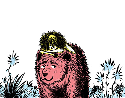 The Jungle Book illustrated