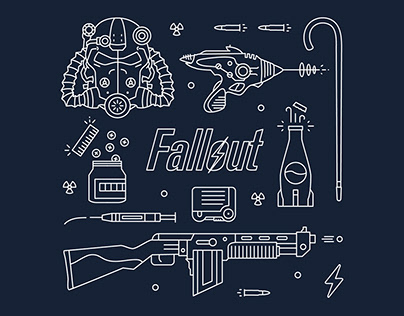Fallout Iconography