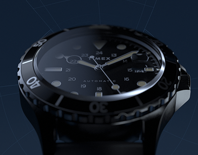 Timex— Navi XL Automatic