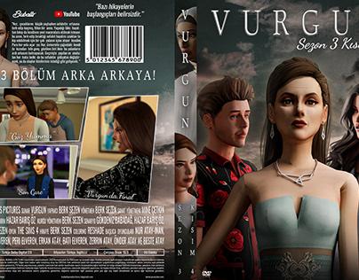 Vurgun: DVD Cover Designs