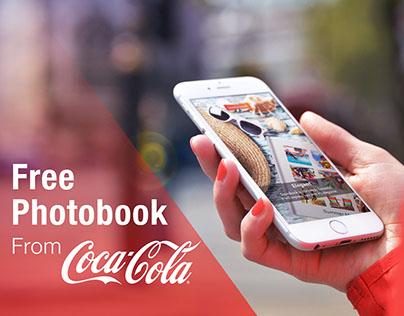 Soorabook & Coca Cola Summer Campaign 2016