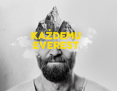 KAZDEMU EVEREST • theater poster & branding
