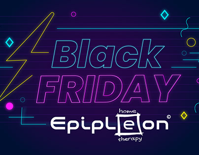 Epipleon Home Therapy - Black Friday Creative