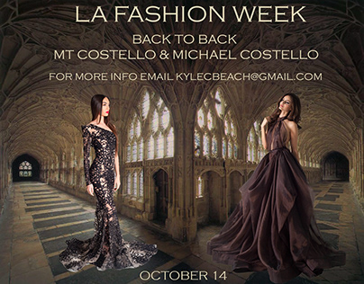 Stello & Michael Costello Advertisement Design