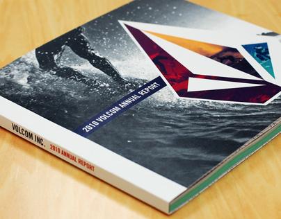 Volcom Inc. Annual Report