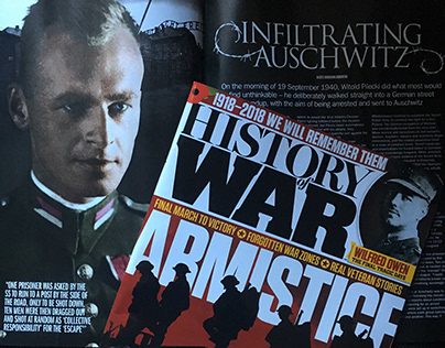 Captain Witold Pilecki Article History of War Magazine