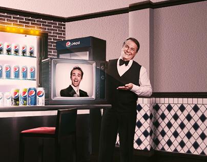 Pepsi . Conselho do Ronnie Von . 2013