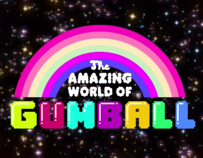 The Amazing World of Gumball @ Cartoon Network 2011-13