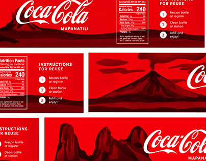 Coca-Cola Sustainable Packaging