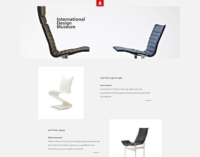 product design museum