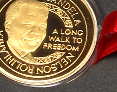 The Mandela Capture Site Medallion
