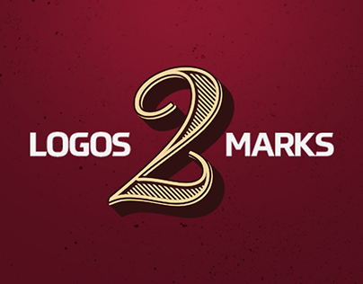 Logos & Marks Selection Volume Two
