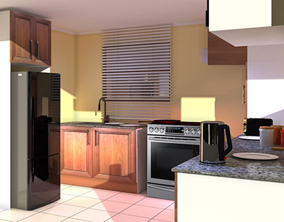 Kitchen concept-Small spaces