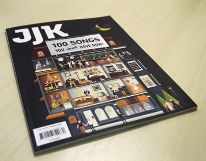 JJK - March 2013: Music Issue