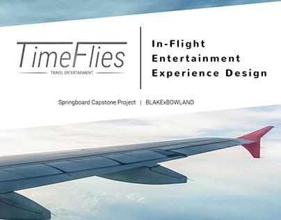 In-Flight Entertainment Experience Design