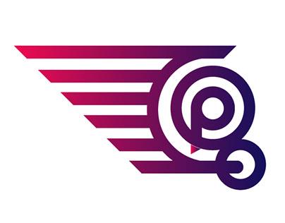 Grid lines logos