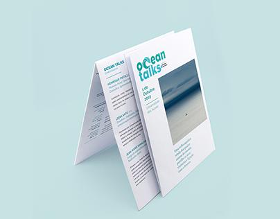 'Ocean Talks' Brochure
