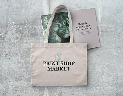 Print Shop Market