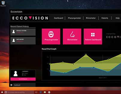Eccovision Redesign