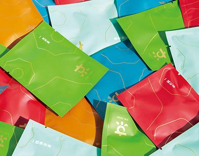 Jing Shi - Chinese Tea Bag