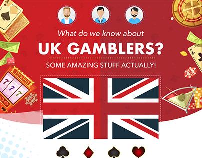 UK Gamblers Infographic