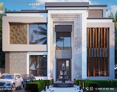 Luxury UAE Villa Design
