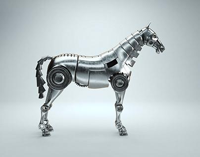 HORSE OF STEEL