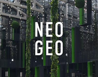 Neo Geo webite