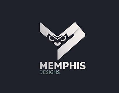 """MEMPHIS Designs"" LOGO"