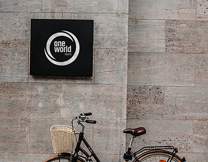One World Travel — Rebranding.