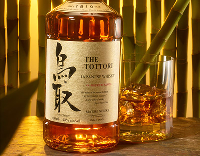 The Tottori Japanese Whisky