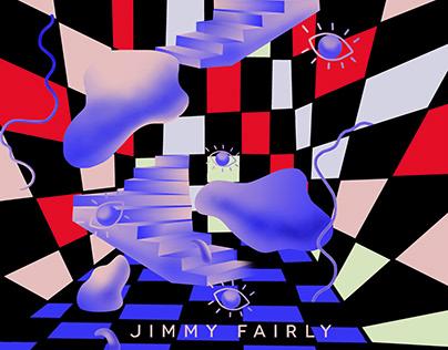Illustration concept - JIMMY FAIRLY