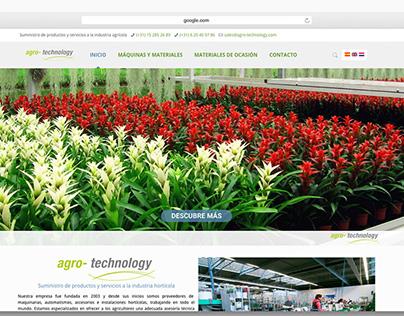 Agro-Technology Website