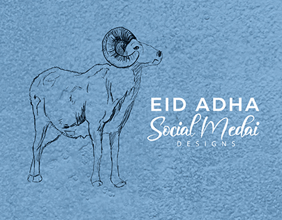 Eid Adha Social Media Designs