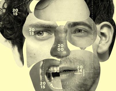 COLLAGE - Cartel Revista Capiusa