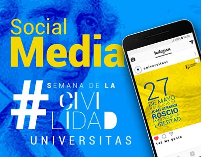 """Semana de la Civilidad """"Universitas Fundación"""""""