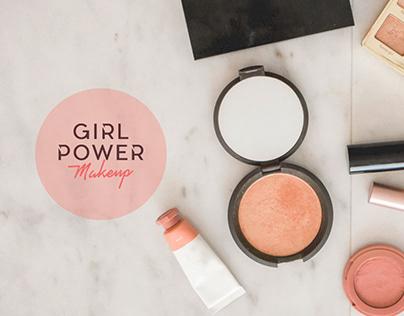 Girl Power makeup
