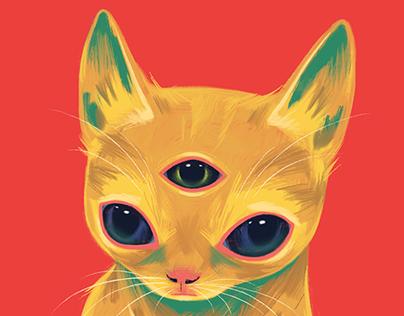 Third Eye Animals