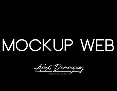 Mockup Web
