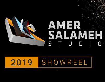 My ShowReel 2019