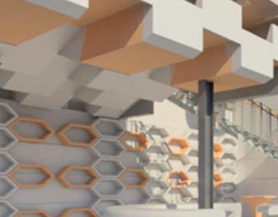 Mobile Store Interior Design